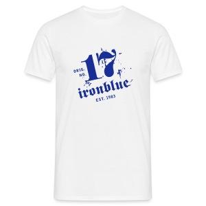 Teddy 17 Vintage - Männer T-Shirt