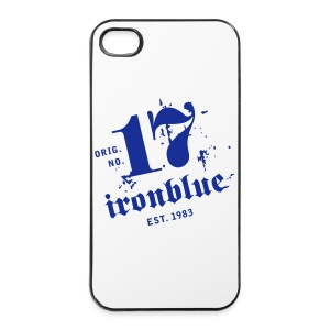 Teddy 17 Vintage - iPhone 4/4s Hard Case