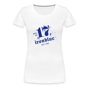 Teddy 17 Vintage - Frauen Premium T-Shirt