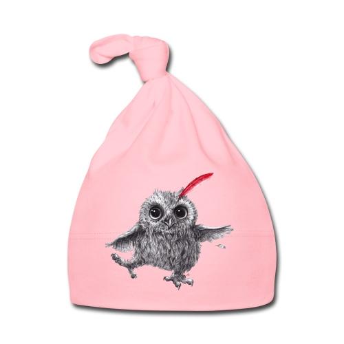 Chief Red - Happy Owl - Baby Mütze