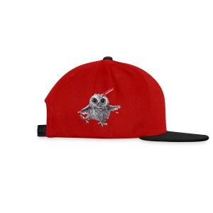 Chief Red - Happy Owl - Snapback Cap