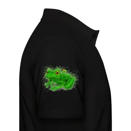 Grasfrosch - Männer Poloshirt