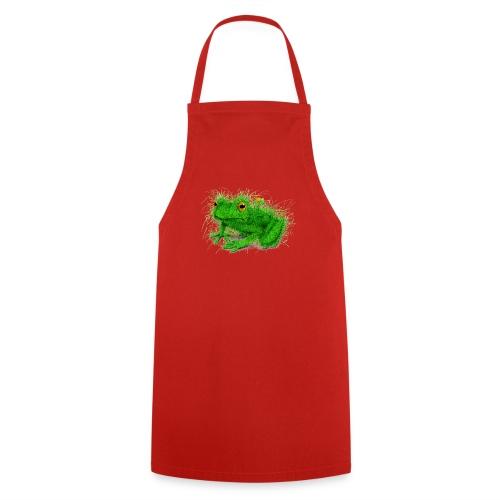 Grasfrosch - Kochschürze