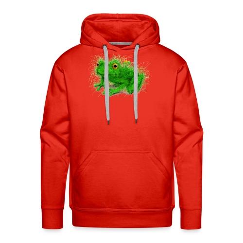 Grasfrosch - Männer Premium Hoodie