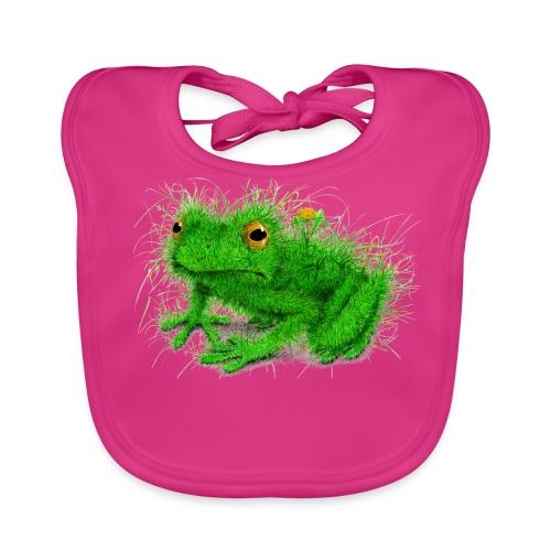 Grasfrosch - Baby Bio-Lätzchen