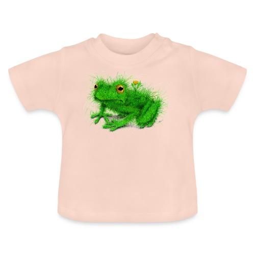 Grasfrosch - Baby T-Shirt