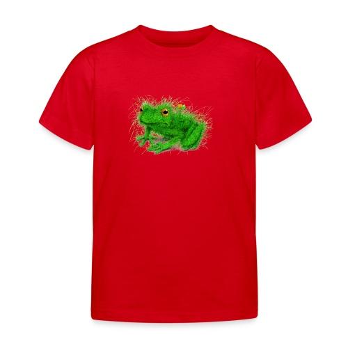 Grasfrosch - Kinder T-Shirt