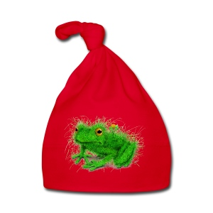 Grasfrosch - Baby Mütze
