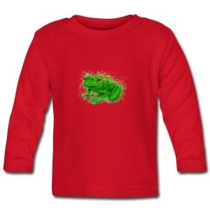 Grasfrosch - Baby Langarmshirt