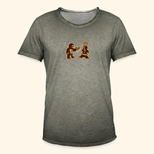 Very last Christmas, Klasse Tasse - Männer Vintage T-Shirt