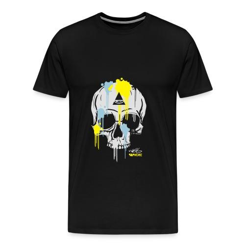 N-Y Skull Sweat For Him - T-shirt Premium Homme