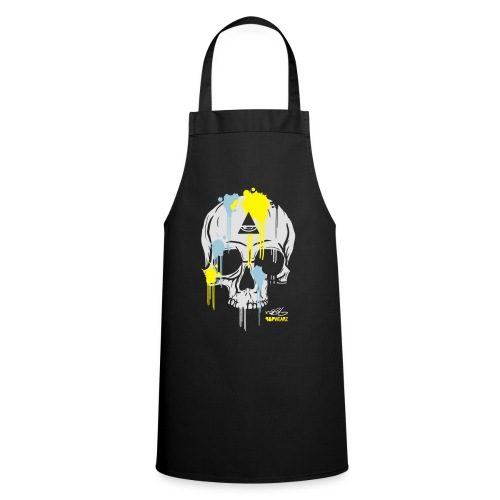 N-Y Skull For Him - Tablier de cuisine