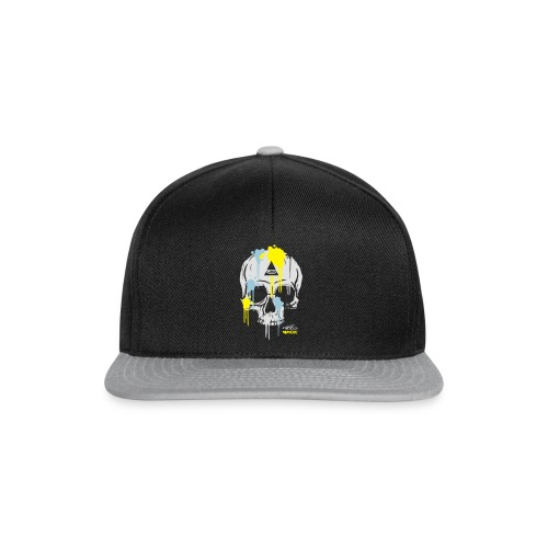 N-Y Skull For Him - Casquette snapback