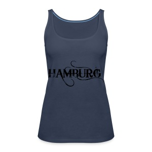Hamburg - Frauen Premium Tank Top