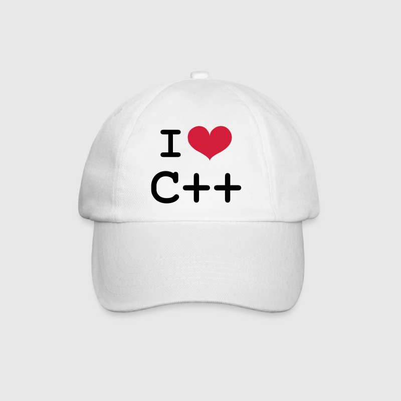 I Love C++ [Developer / Geek] Caps & Hats - Baseball Cap