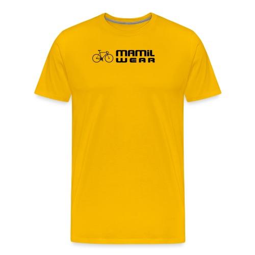 Attack like Hinault Mug - Men's Premium T-Shirt
