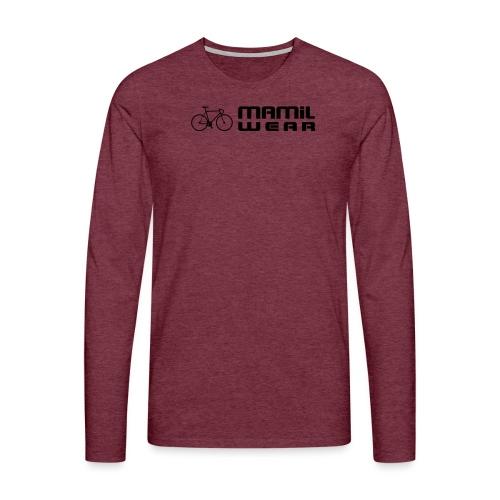 Attack like Hinault Mug - Men's Premium Longsleeve Shirt