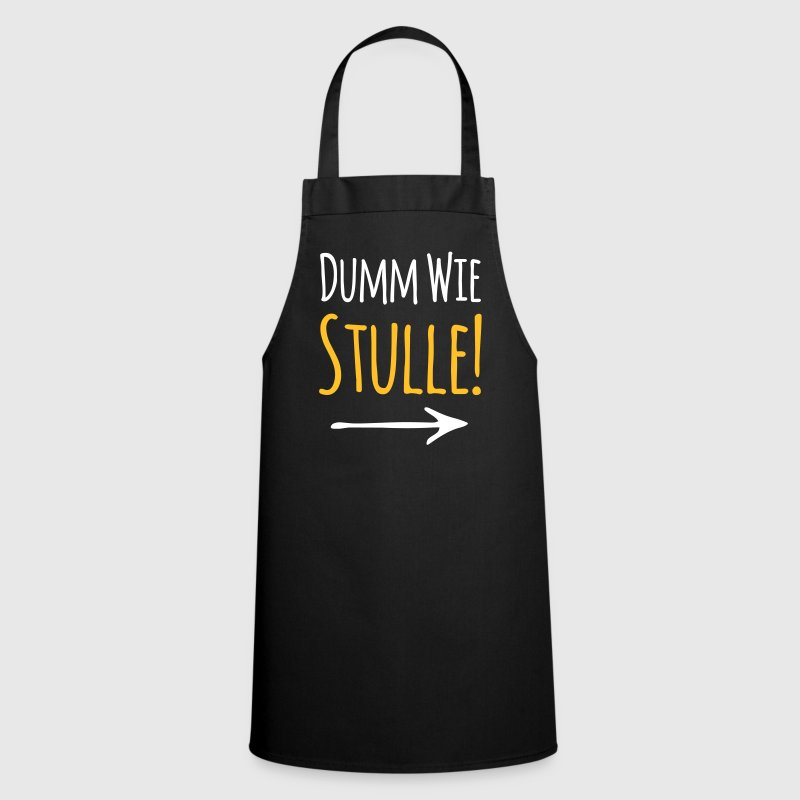 Dumb like a sandwich!  Aprons - Cooking Apron