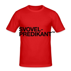Svovelpredikant™ - Slim Fit T-skjorte for menn