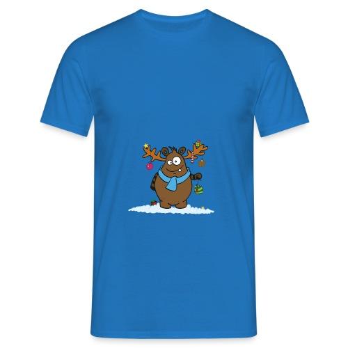 Winterdrusel 1 - Männer T-Shirt