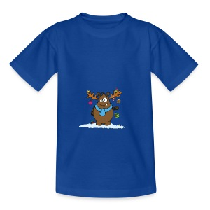 Winterdrusel 1 - Kinder T-Shirt