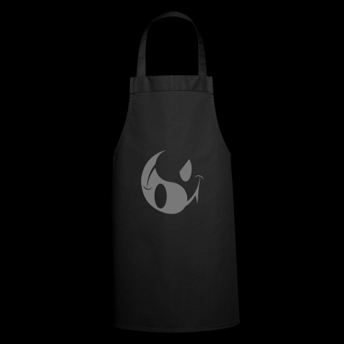 SMILEY ACID YIN YANG DARK SIDE - Cooking Apron