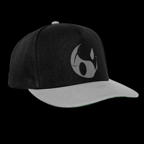 SMILEY ACID YIN YANG DARK SIDE - Snapback Cap