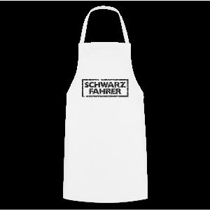 Schwarzfahrer T-Shirt (Grau Schwarz) - Kochschürze