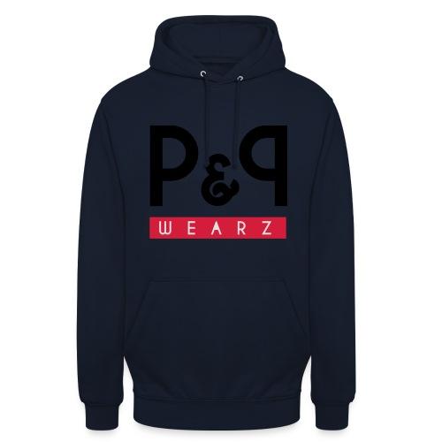 P&P Wearz Sweat Bi-colore For Him - Sweat-shirt à capuche unisexe