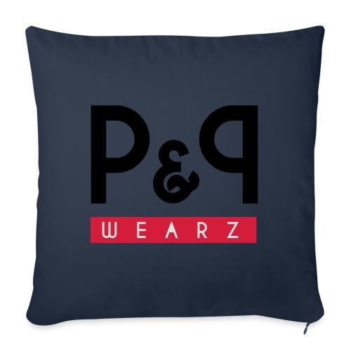 P&P Wearz Sweat Bi-colore For Him - Housse de coussin décorative 44x 44cm