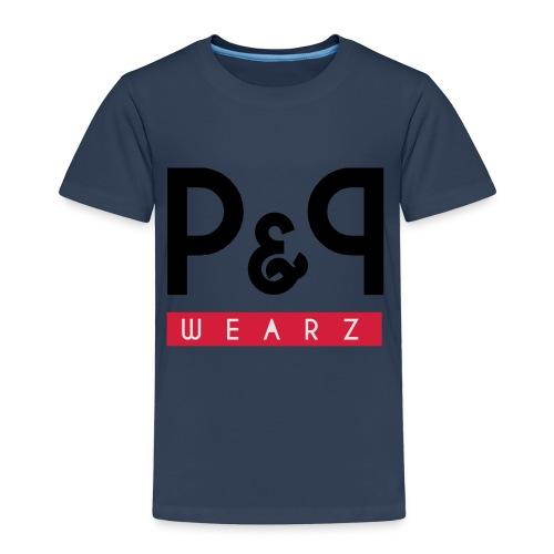 P&P Wearz Sweat Bi-colore For Him - T-shirt Premium Enfant