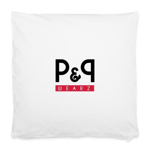 P&P Wearz Sweat Bi-colore For Him - Housse de coussin 40 x 40 cm