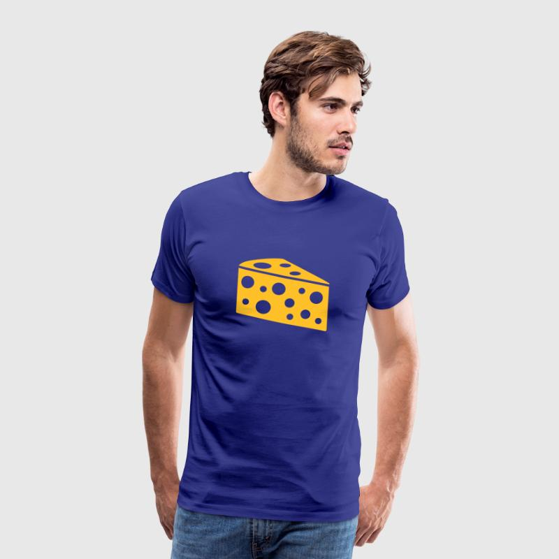 Fromage Tee shirts - T-shirt Premium Homme