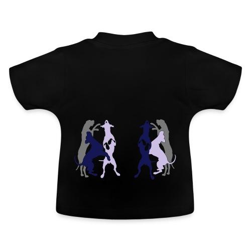 Spiel Doggen - Baby T-Shirt