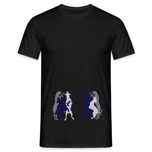 Spiel Doggen - Männer T-Shirt
