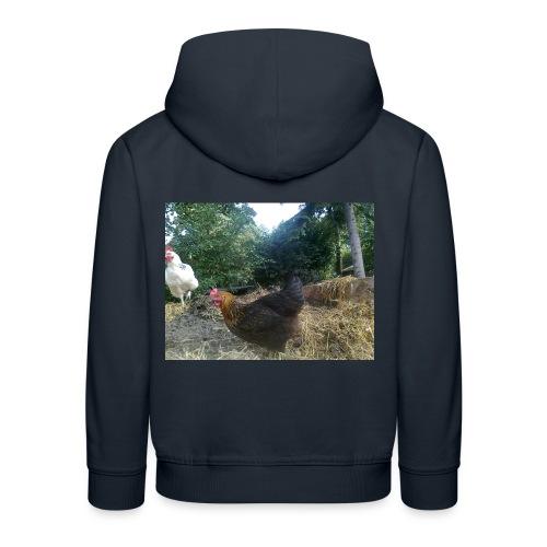 Chicken - Kinder Premium Hoodie