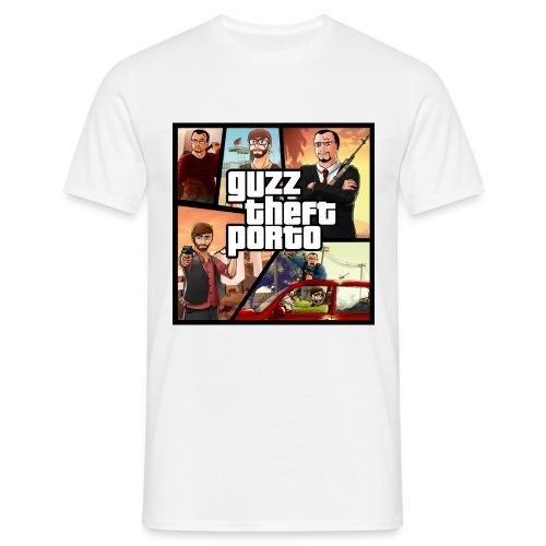 Sweat Premium Guzz theft porto - T-shirt Homme