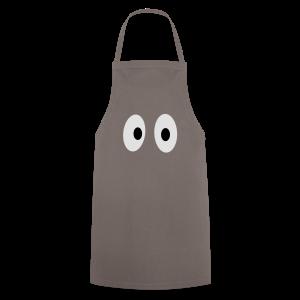 Lustiges Tank Top mit Augen (Herren) - Kochschürze