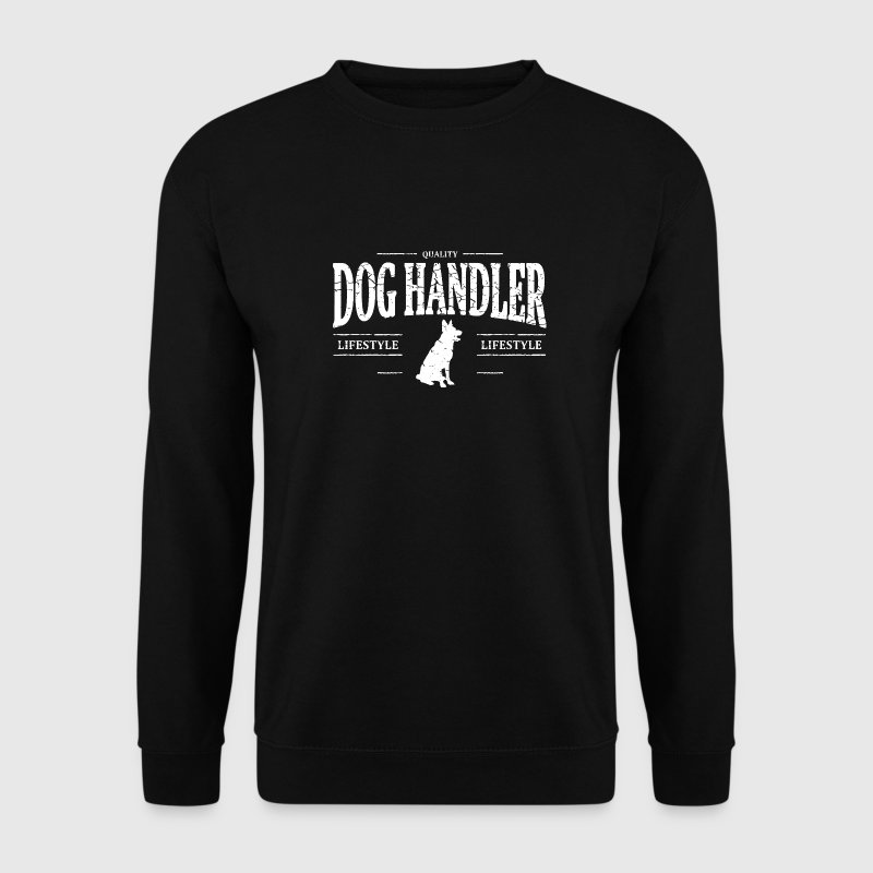 Dog Handler Hoodies & Sweatshirts - Men's Sweatshirt