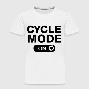 Cycle Mode (On) Manches longues - T-shirt Premium Enfant