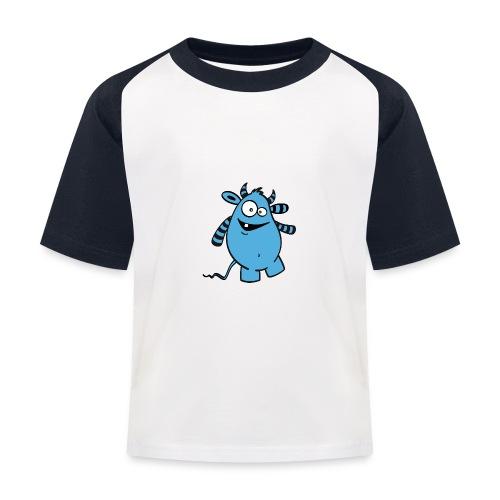 Knolle Basic - Kinder Baseball T-Shirt