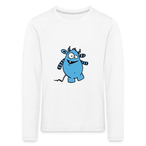 Knolle Basic - Kinder Premium Langarmshirt