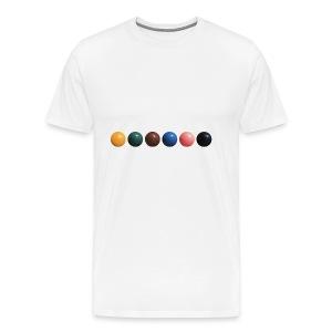 The Colours - Men's Premium T-Shirt