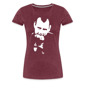 Mark Williams - Women's Premium T-Shirt