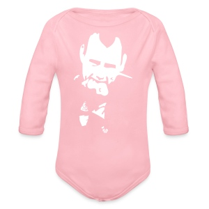 Mark Williams - Organic Longsleeve Baby Bodysuit