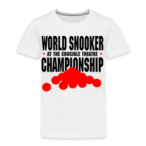 World Snooker Championship - Snookershirt