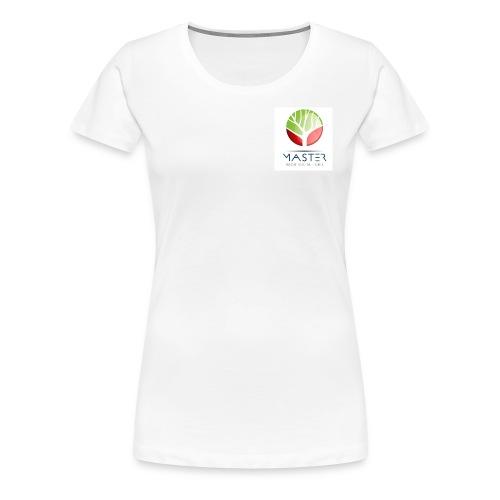 T-Shirt femme logo couleur - T-shirt Premium Femme