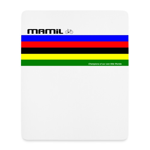 MAMiL My Own World Champion Mouse Mat - Mouse Pad (vertical)