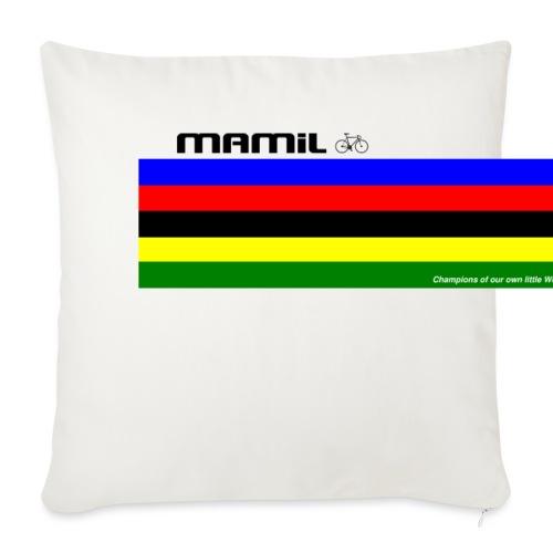 MAMiL My Own World Champion Mouse Mat - Sofa pillowcase 17,3'' x 17,3'' (45 x 45 cm)