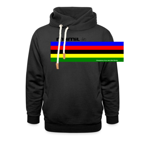 MAMiL My Own World Champion Mouse Mat - Shawl Collar Hoodie